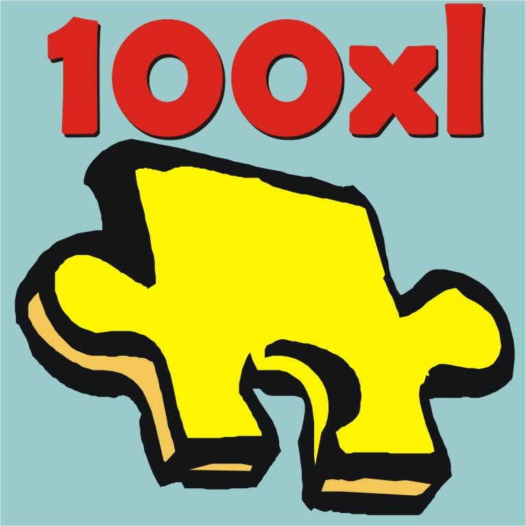 Puzzle 100XL Τεμ.