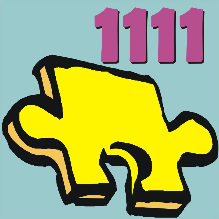 Puzzle 1111 Τεμ.