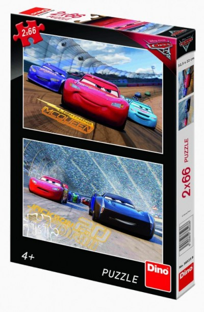 CARS 3 ΣΤΑΔΙΟ 2Χ66 ΤΕΜ.
