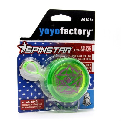 YOYO SPINSTAR green