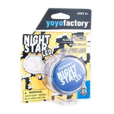 YOYO NIGHTSTAR LED clear/blue