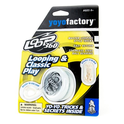LOOP 360 white