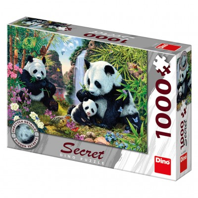 PANDA 1000 TEM. SECRET COLLECTION ΠΑΖΛ Dino