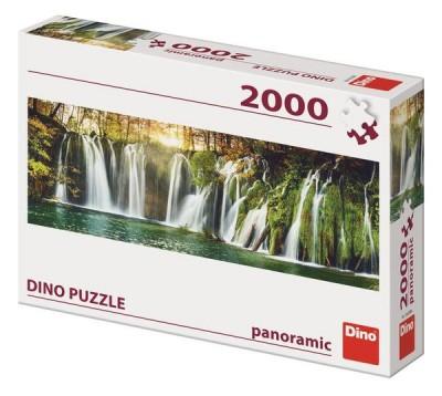 ΚΑΤΑΡΡΑΚΤΕΣ ΠΛΙΤΒΙΤΣΕ 2000 TEM. PANORAMIC ΠΑΖΛ Dino