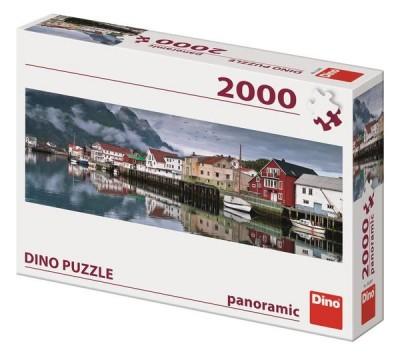 ΨΑΡΟΧΩΡΙ 2000 TEM. PANORAMIC ΠΑΖΛ Dino