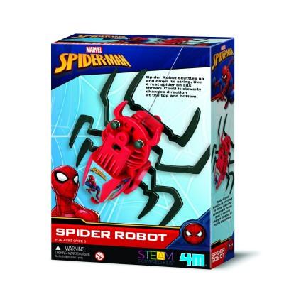 ΚΑΤΑΣΚΕΥΗ ΡΟΜΠΟΤ ΑΡΑΧΝΗ SPIDER-MAN
