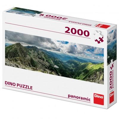 ΤΟΠΙΟ ΜΕ ΒΟΥΝΑ 2000 ΤΕΜ. PANORAMIC ΠΑΖΛ Dino