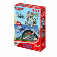 MEMO GAME PLANES 2 IN 1
